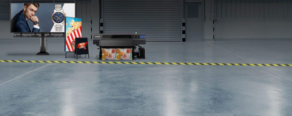 Neues : Epson SureColor SC-R5000